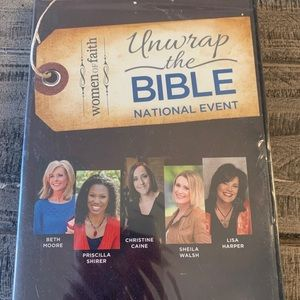 Other - Unwrap the Bible National Event Women of Faith DVD